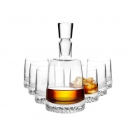 ZESTAW DO WHISKY FIORD 7EL  -KRO FKP092700