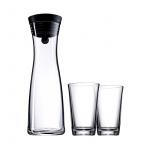 Zestaw karafka + 2 szklanki WMF Basic Set 3