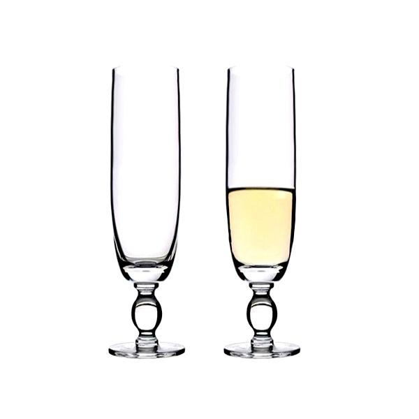 Zestaw kieliszków do szampana 4 szt. IdeaVetro Tradizione 001010402