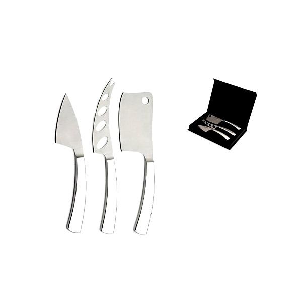Zestaw noży do serów Legnoart Latte Vivo CK-1