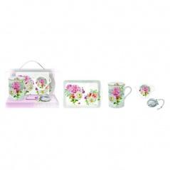 Zestaw prezentowy Nuova R2S Romantic Lace kolorowy