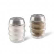 Zestaw solniczka + pieprzniczka Bray 7 cm - Cole & Mason